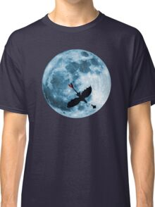 Full Moon Flight Classic T-Shirt
