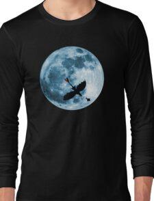 Full Moon Flight Long Sleeve T-Shirt