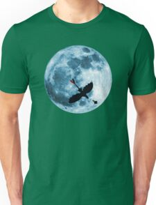 Full Moon Flight Unisex T-Shirt