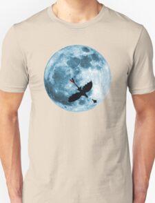 Full Moon Flight Unisex T-Shirt