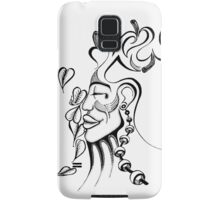 Meditation Samsung Galaxy Case/Skin