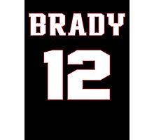 Brady Photographic Print