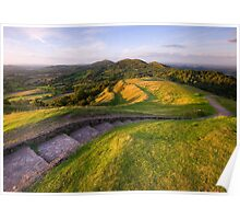 Malvern Hills: Ancient Pathways Poster