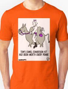 Camel Conversion Kit. Unisex T-Shirt