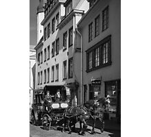 Carriage Photographic Print