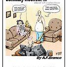 A.F.Branco Political Cartoon Calendar 2011 by A. F. Branco