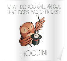 Hoodini Poster