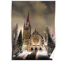Saintly Steeples 2 Poster