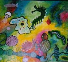 Plankton  by Julie Diana Lawless