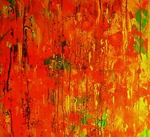 Fire by Kaye Miller-Dewing