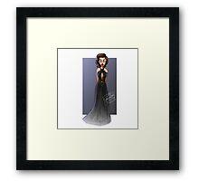 Girl!Harry Framed Print