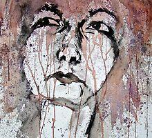Sad face by pobsb