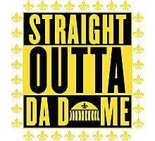 Straight Outta Da Dome Photographic Print
