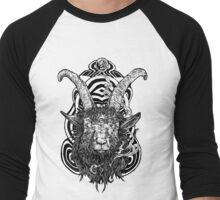 The Great Goat Men's Baseball ¾ T-Shirt