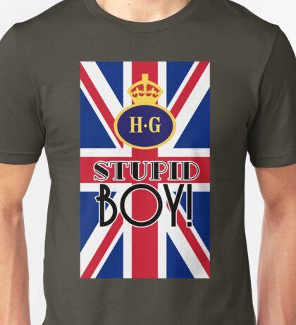 Stupid Boy - Home Guard Unisex T-Shirt