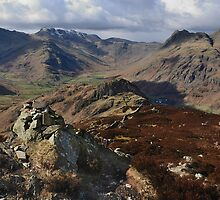 Views from Lingmoor Fell by Blagnys