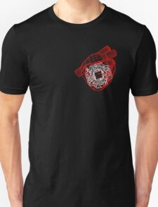 Digital Heart (Red) T-Shirt
