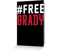 Free Brady Greeting Card