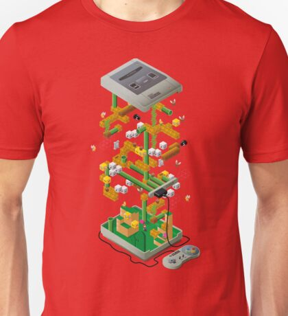 The Sun Stained Box Of Joy Unisex T-Shirt