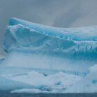 Big ice by Rosie Appleton