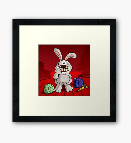 All I Want For Christmas Framed Print
