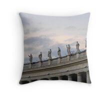 Vatican City, Rome Throw Pillow
