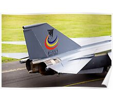 F111 - 1973 to 2010 Poster