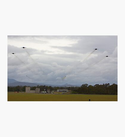 F111-C Squadron Farewell Photographic Print