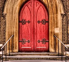 The Red Door by GIStudio