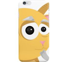 Cartoon Goat iPhone Case/Skin