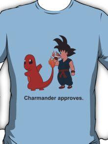 Charmander Approves T-Shirt