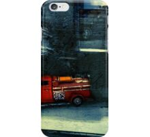The Red Truck  iPhone Case/Skin