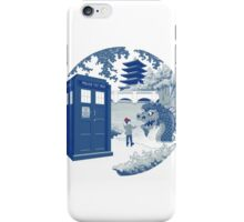The Doctor and the Dragon iPhone Case/Skin