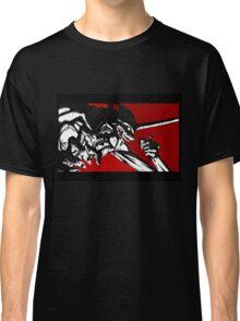 Eva 01 - End of Evangelion Classic T-Shirt