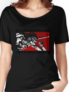 Eva 01 - End of Evangelion Women's Relaxed Fit T-Shirt