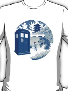 The Doctor and the Dragon T-Shirt