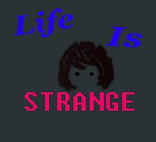Life is strange - Maxwell Caulfield by weirdwindthing