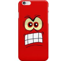 Angry Monster iPhone Case/Skin