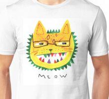 Meow Cat Unisex T-Shirt
