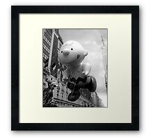 Looking Up at Charlie Framed Print