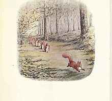The Tale of Squirrel Nutkin Beatrix Potter 1903 0034 No Presents Only Riddles by wetdryvac