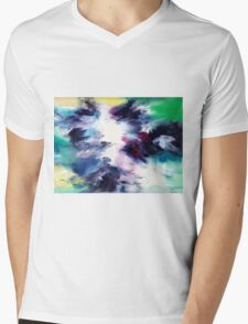 Energy Mens V-Neck T-Shirt