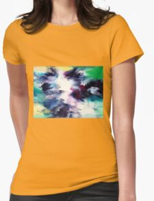 Energy Womens Fitted T-Shirt