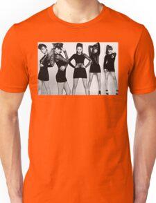 Wonder Girls Unisex T-Shirt