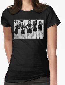 Wonder Girls Womens Fitted T-Shirt