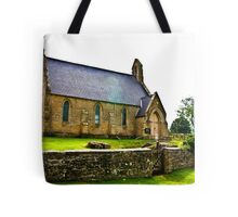 Church of The Holy Epiphany - Butterwick. Tote Bag