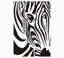 Zebra Kids Tee