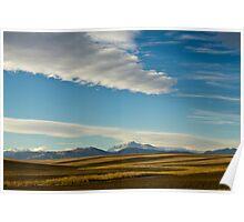 Colorado Waves Poster