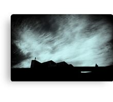 Southbank Sky Art No. 01 Canvas Print