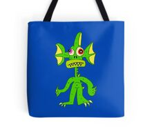 Creature From Some Other Lagoon Tote Bag